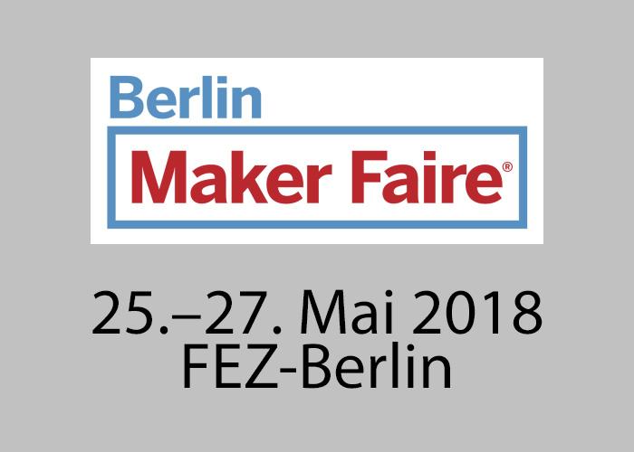 Maker Faire Berlin FEZ
